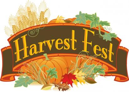 Harvest clipart harvest party. You re welcome here