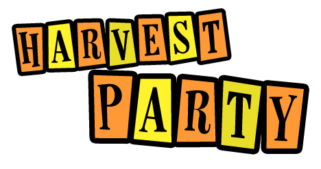 Harvest clipart harvest party. Logo p symz first