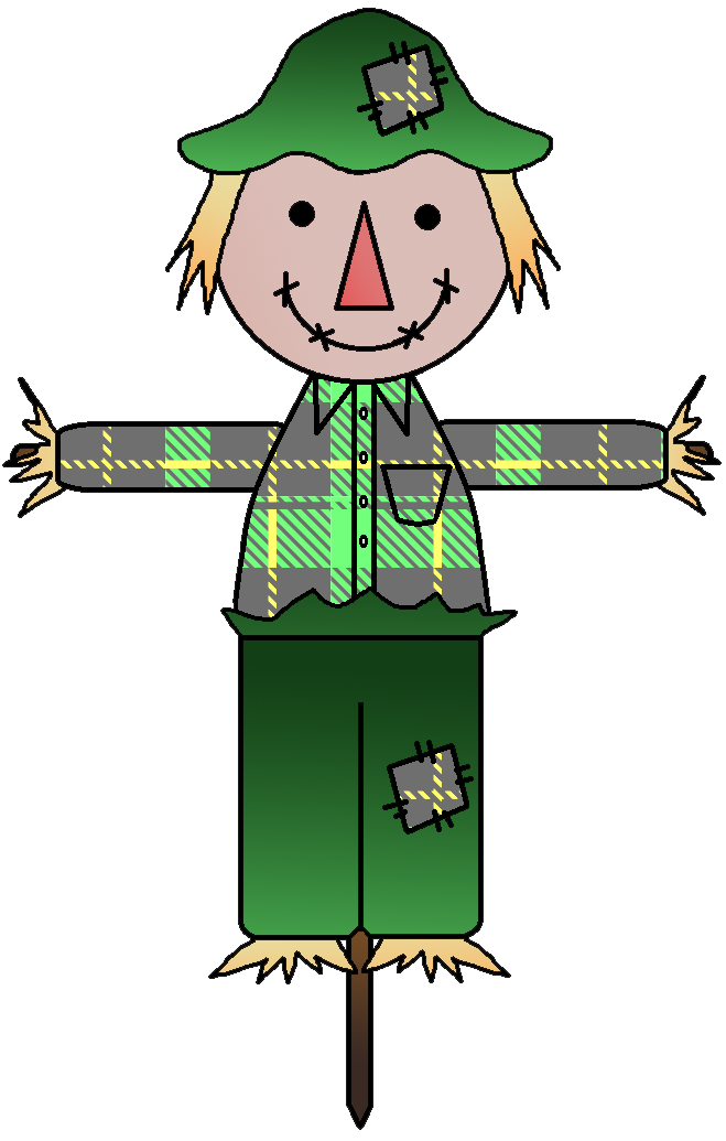 Harvest clipart scarecrow head. Free thinking cliparts download