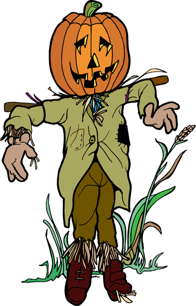 Scarecrow clipart church festival. Free at getdrawings com