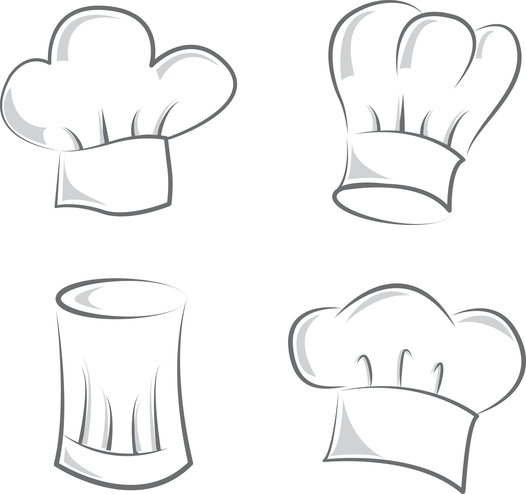Hat chef png. Cupcake cook bakery pictures