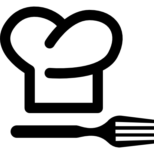 Hat chef png. And fork free tools
