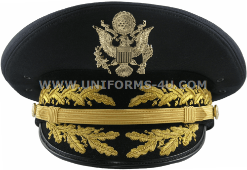 Hat clipart general. U s army service