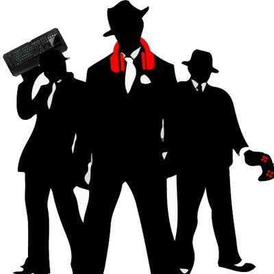 Hat clipart mobster. Gangster silhouette images at