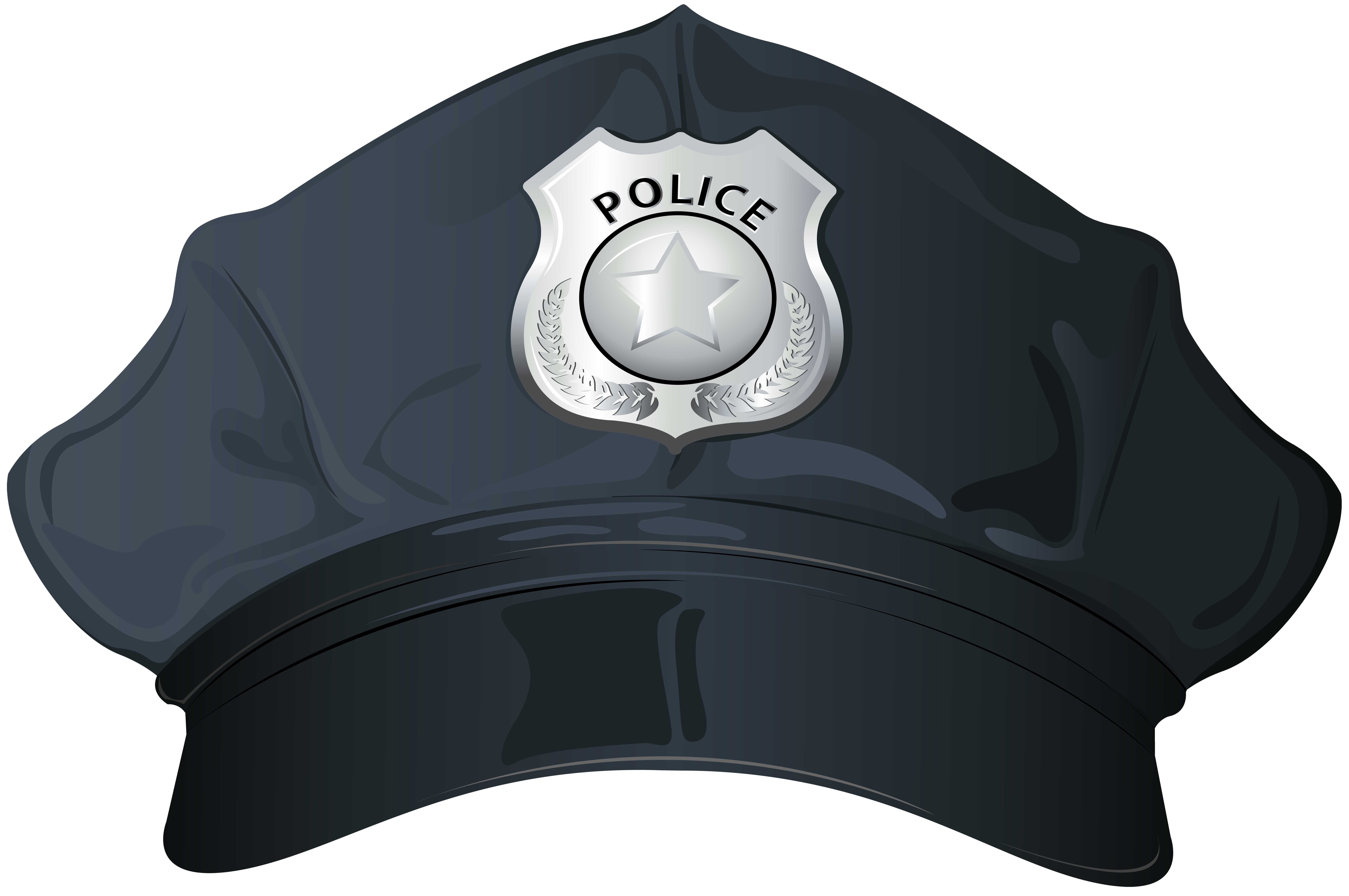 police hat png