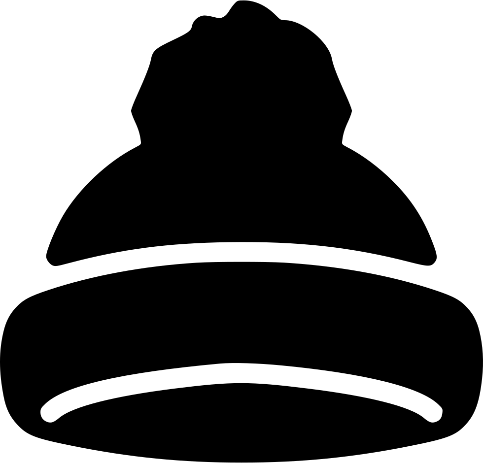 Beanie png icon free. Hat svg banner transparent