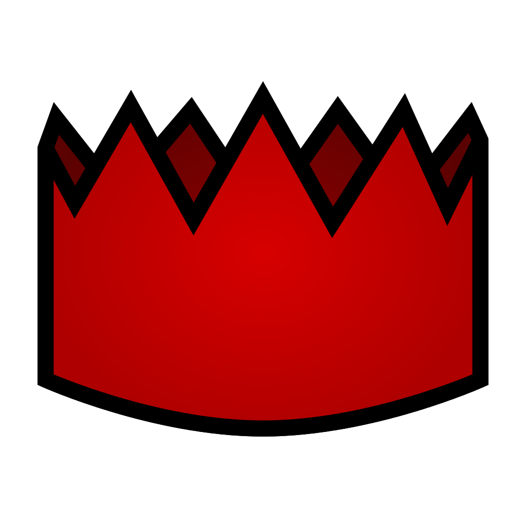 Hat svg party. File red wikipedia filered