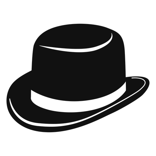 Derby flat icon transparent. Hat svg png library library