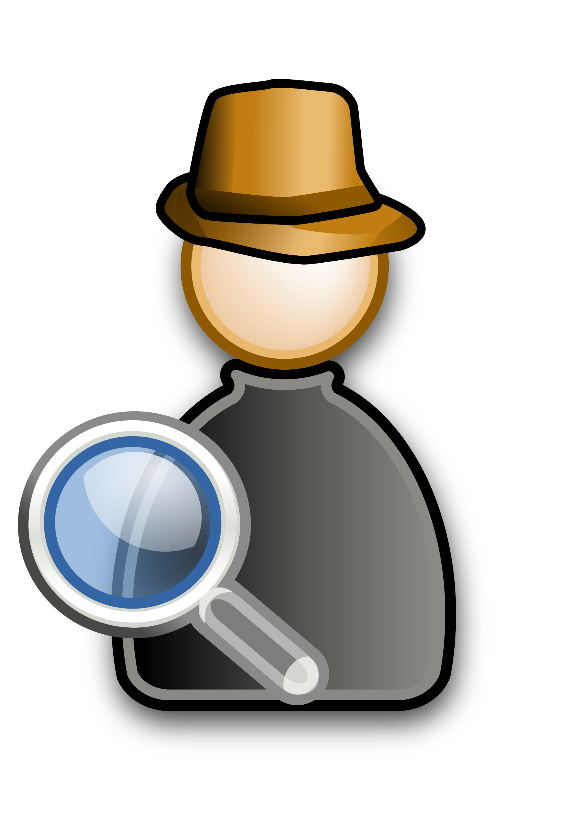Hat svg inspector. File icon wikimedia commons