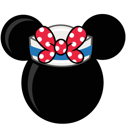 Hat svg sailor. Mouse head with freebies