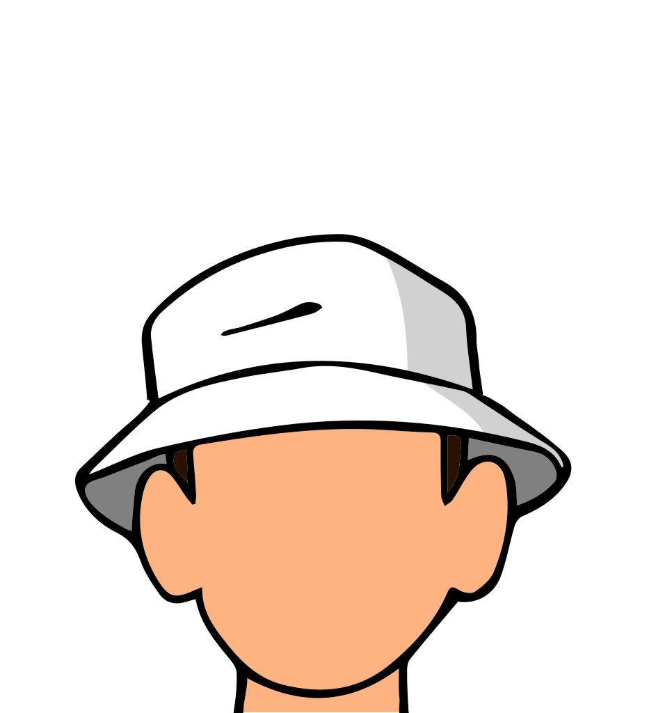 Hat svg fedora. File wikiproject scouting uniform