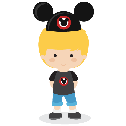 Hat svg woody. Mouse ear boy file
