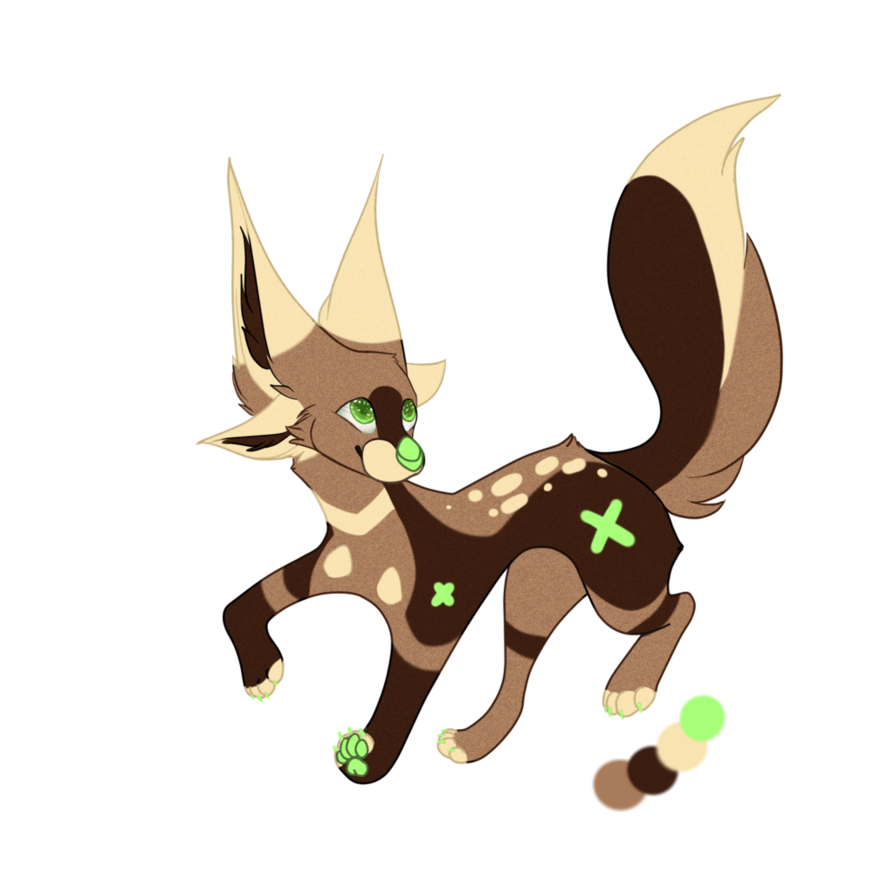 Hatch drawing animal. Fourfluff egg by hopscotchhops