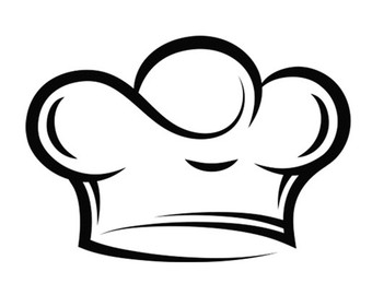 Hats clipart bakery. Bakers hat free download