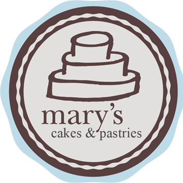 Pastry drawing cake. Groom s album mary