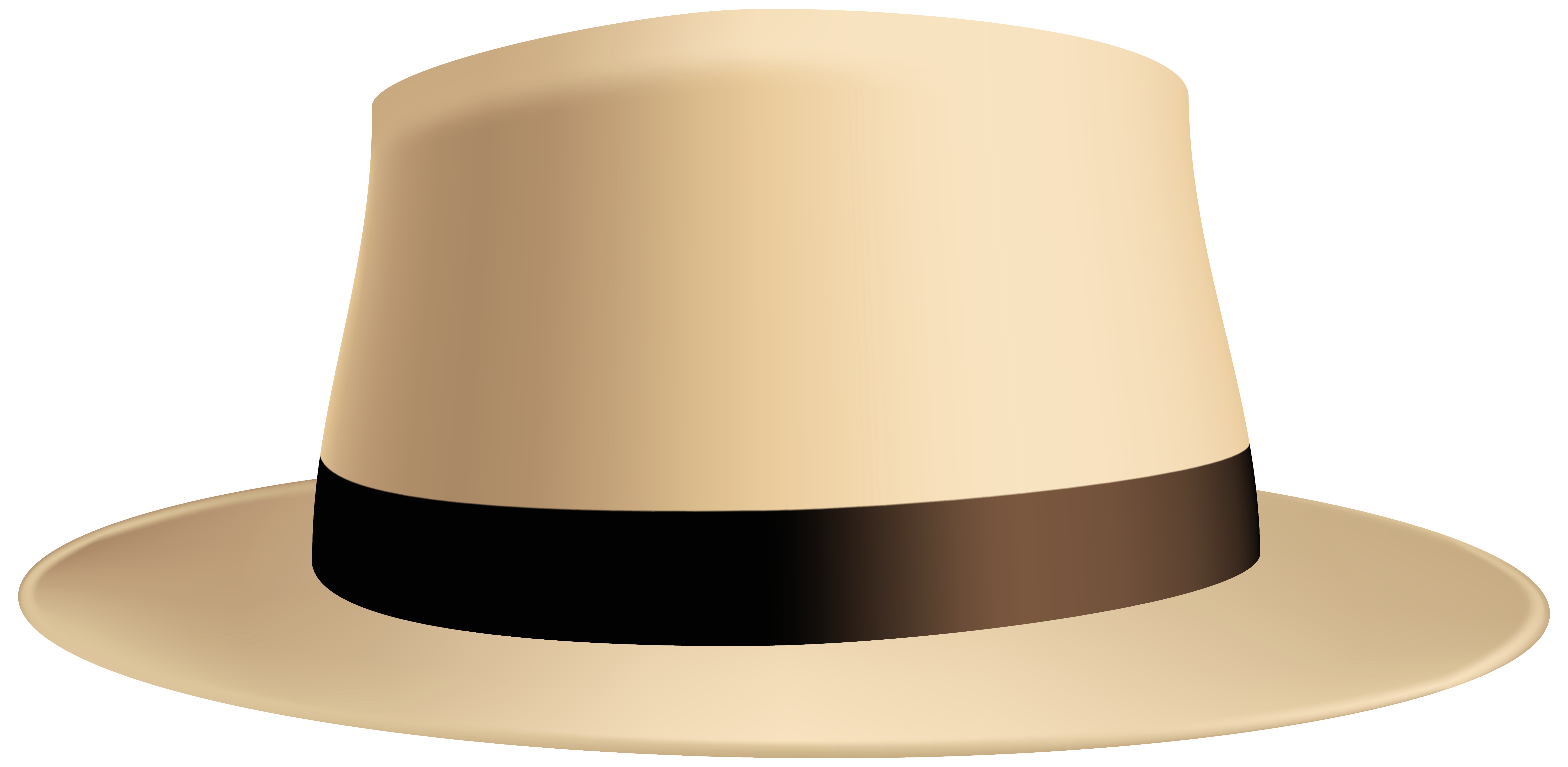 Hats clipart summer. Male hat png clip