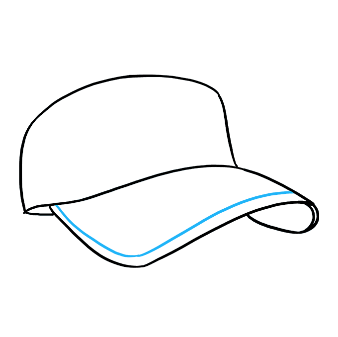 Hats drawing crown. How to draw a