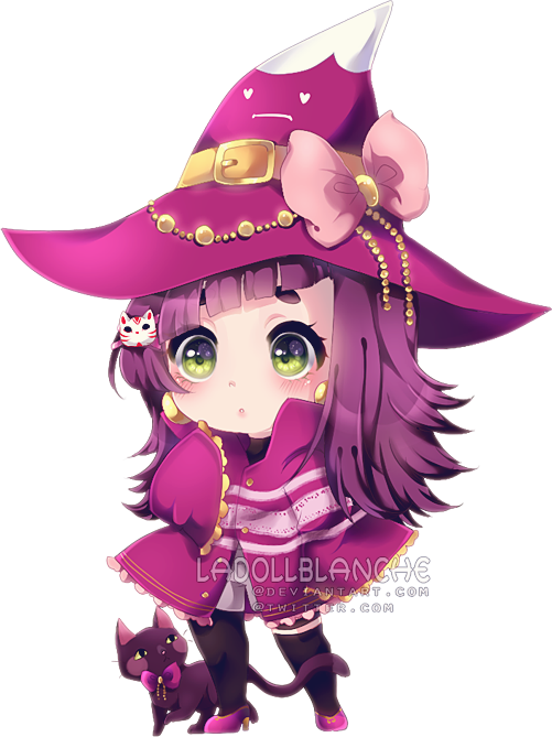 Hats drawing detailed. Chibi commission for elarywakefield