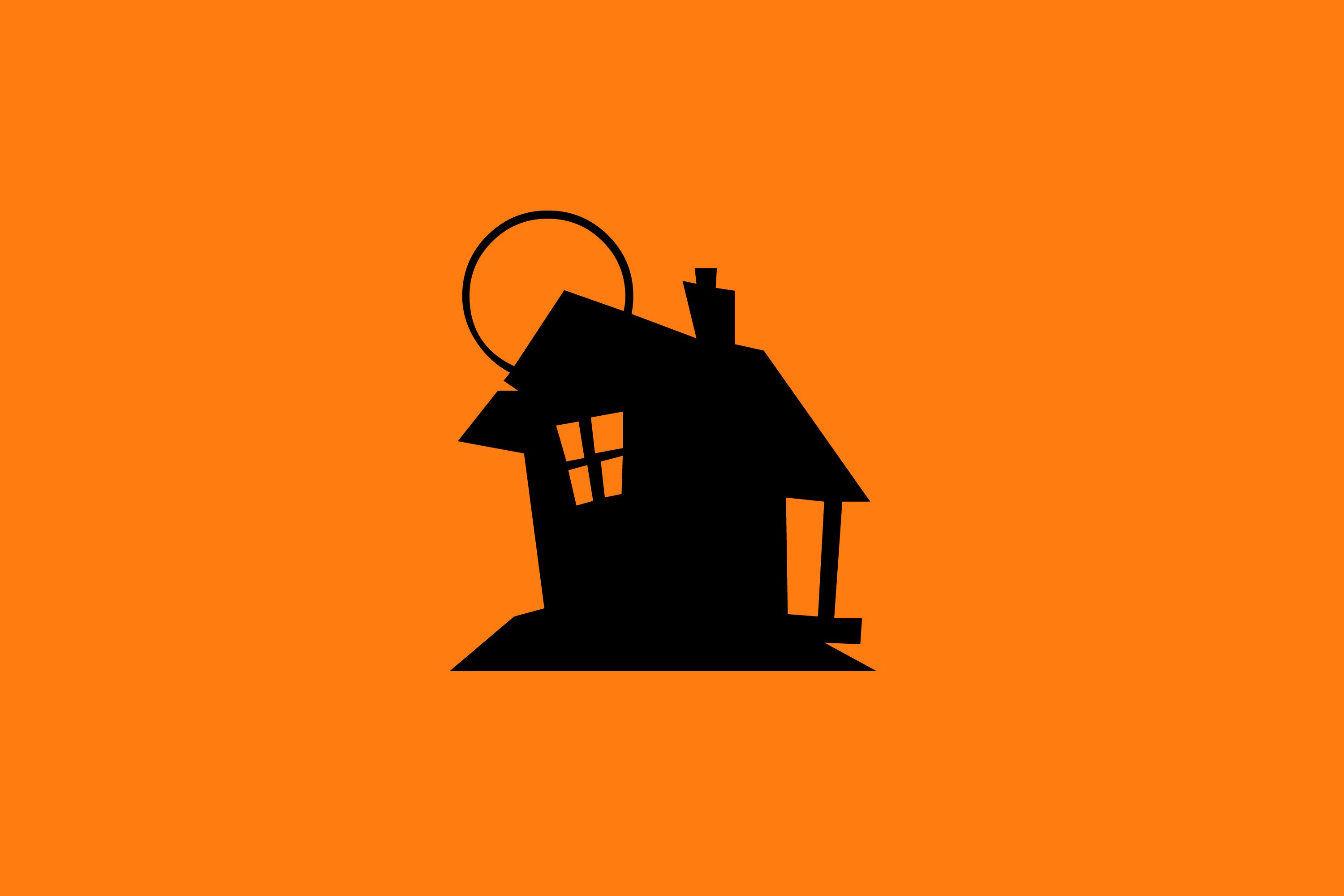 Haunted clipart background. Image of house creepyhalloweenimages