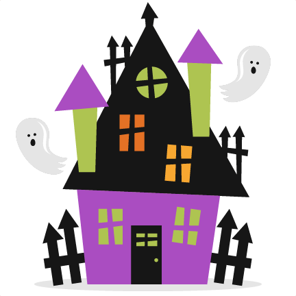 halloween house png