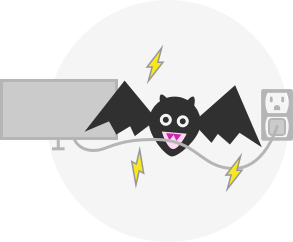 Haunted clipart vampire. Load energy conservation office