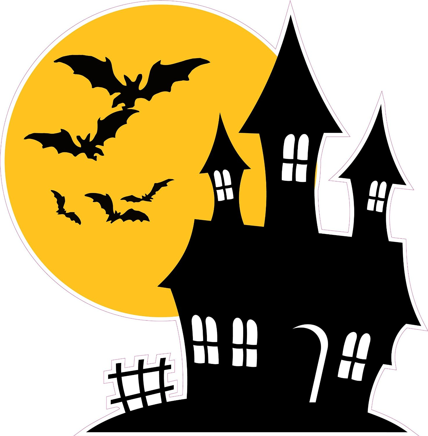 Haunted clipart. House png a c
