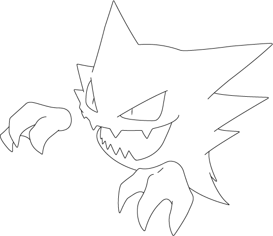 Haunter Drawing Diagrams Transparent Clipart Free Download