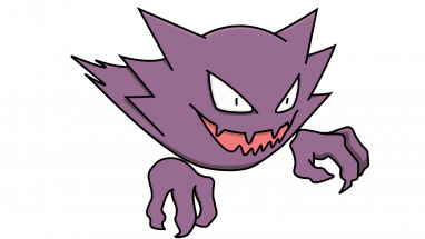 Haunter drawing easy. How to draw pokemon