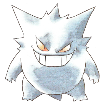 Haunter Drawing Shiny Gastly Transparent Png Clipart Free Download