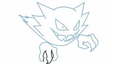 haunter drawing epic
