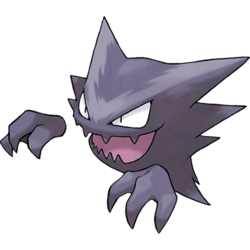 Haunter transparent. Pok mon bulbapedia the