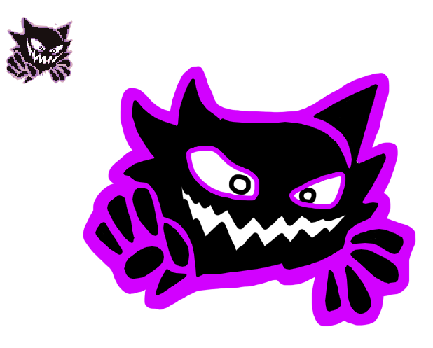 transparent sprite haunter