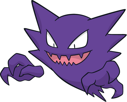 haunter transparent