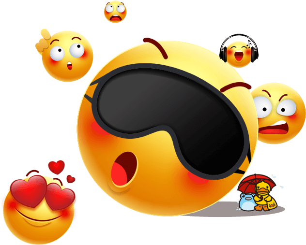 Having fun emoji png. Touchpal keyboard smartest with