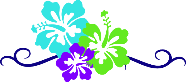Luia cute . Hawaiian clipart clip royalty free library