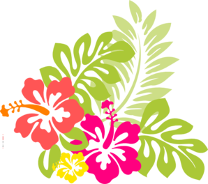 Hawaii flower lei pencil. Hawaiian clipart svg transparent download