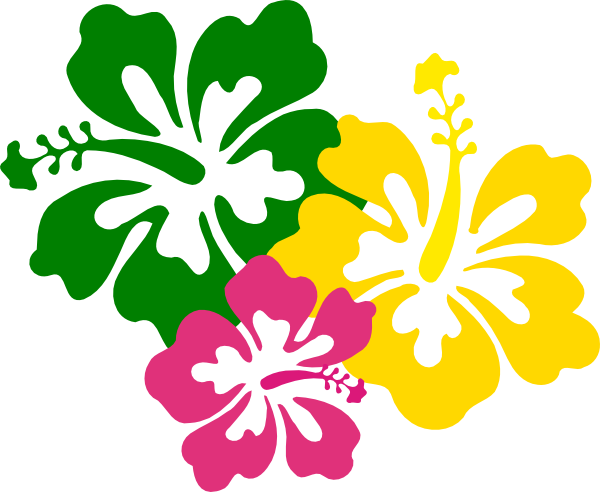 Hawaii flower png. Hawaiian clipart at getdrawings