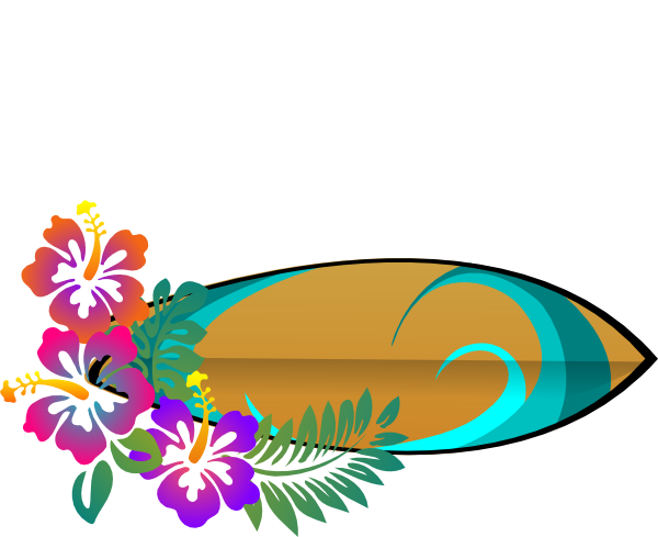 Tiki clipart. Free hawaiian surfer cliparts