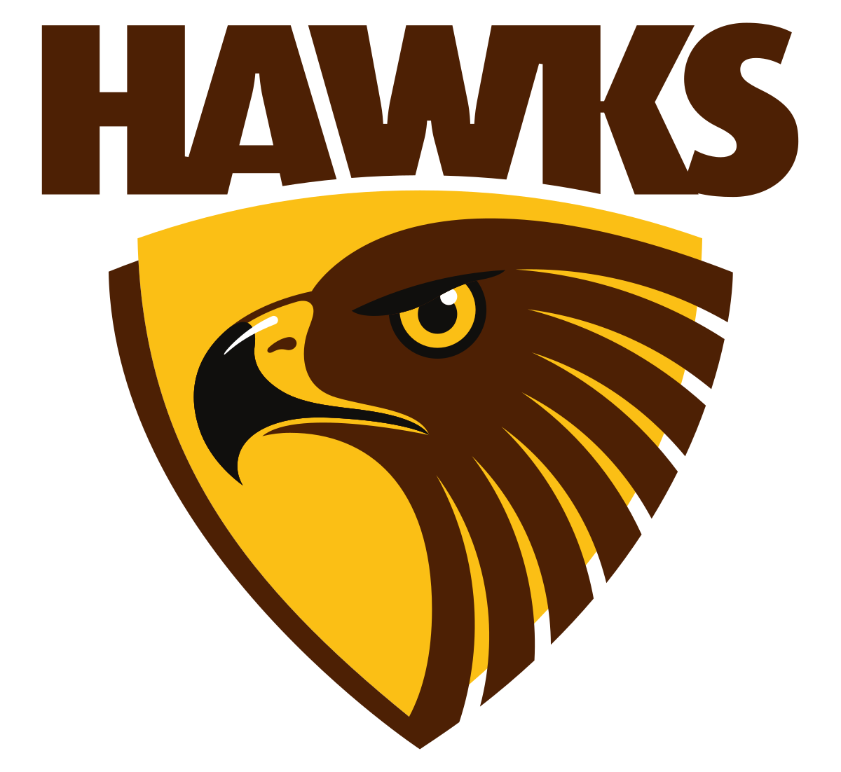 Hawk logo png. Hawthorn football club wikipedia