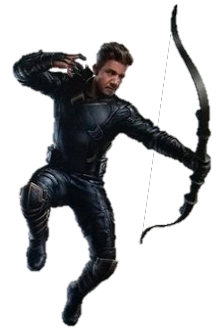 Hawkeye avengers png. By captain kingsman on