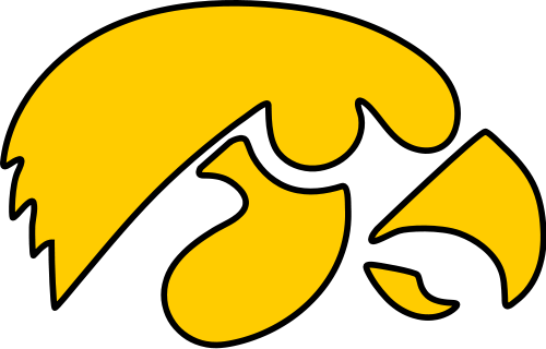 iowa hawkeye png