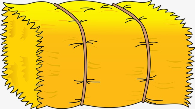 Haystack free handmade farm. Straw clipart cute picture download
