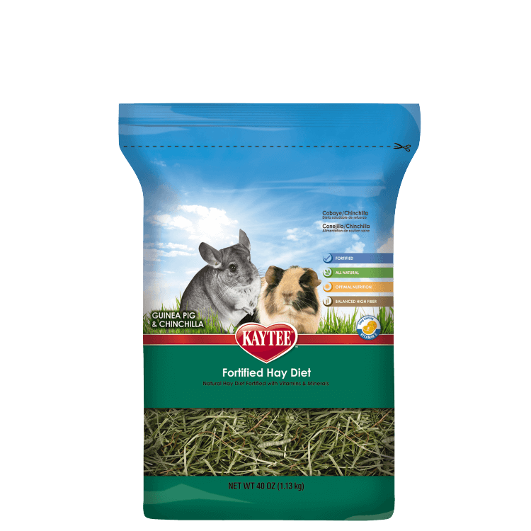 Hay transparent small. For animals grass pets