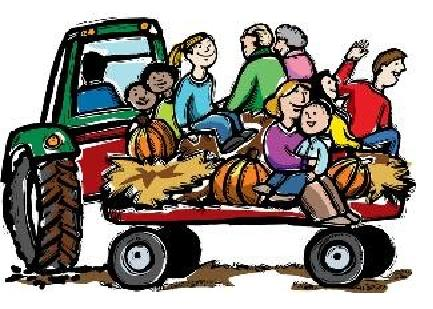 Hayride clipart christmas. Free cliparts download clip