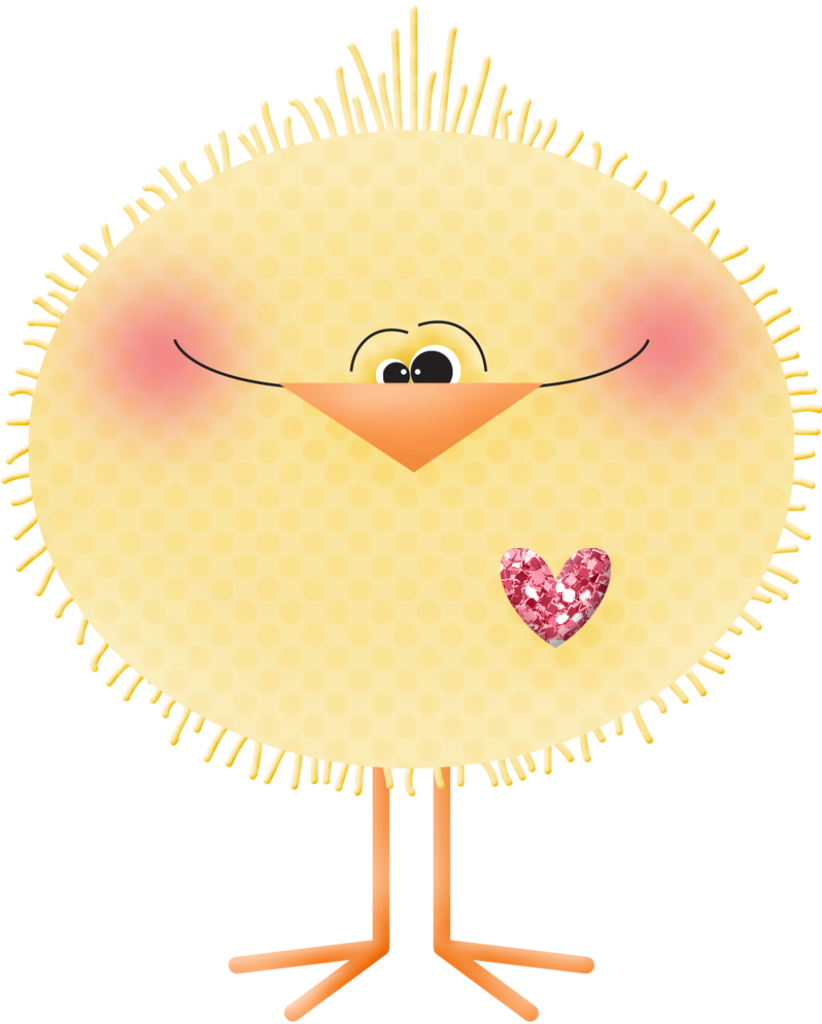 Hc clip clipart. Fayette chick png easter