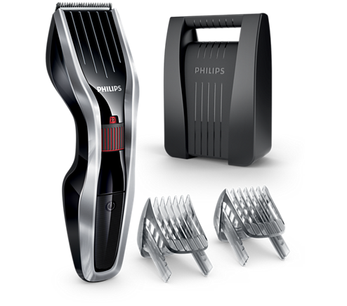 Hairclipper series clipper philips. Hc clip hair vector royalty free stock