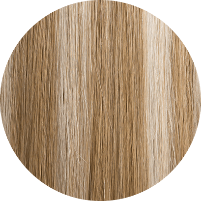 Crown ins dirty blonde. Hc clip hair png free stock