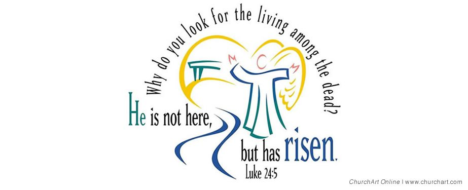 He is risen clipart holy saturday. Easter sunday clip art