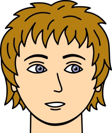 Head clipart. Panda free images for