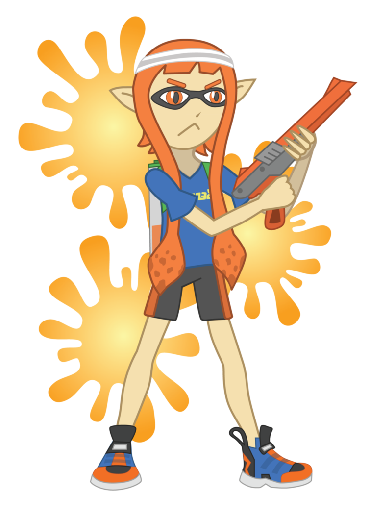 Headband drawing hat. Chan my inkling by